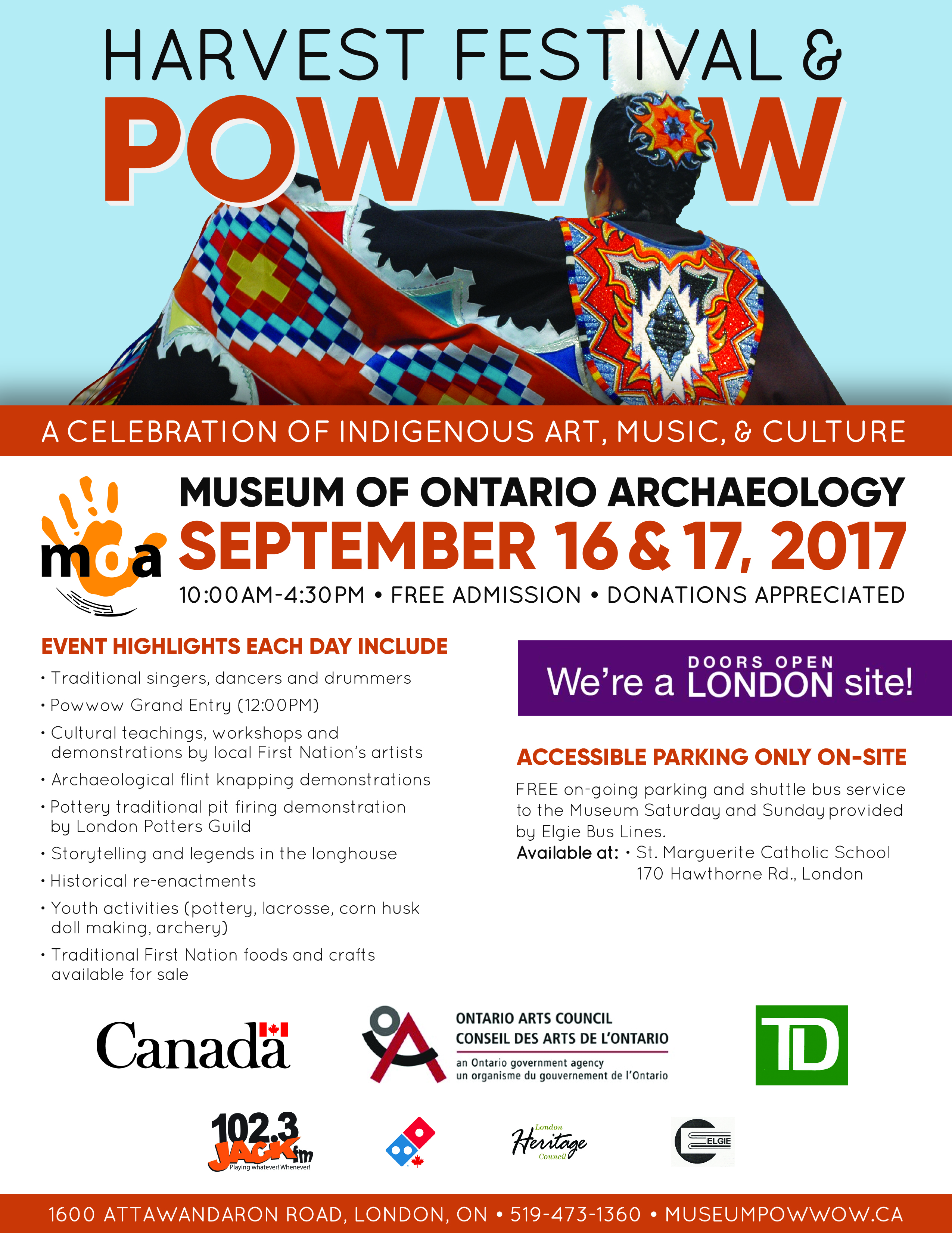 Experience Aboriginal Dancing, Drumming, Traditional Pow Wow, Kids  Activities, Cultural Food And Crafts, Hands On Workshops, And More!
