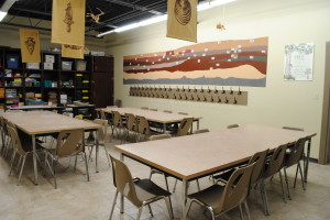Meeting Rooms for Rent: Classroom