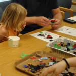 March Break Activity: Pottery Reconstruction