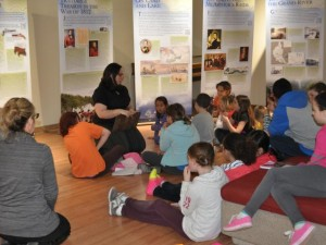 Public Service: Educational Program at MOA