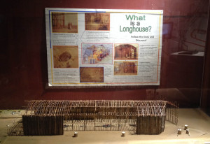What is a Longhouse display