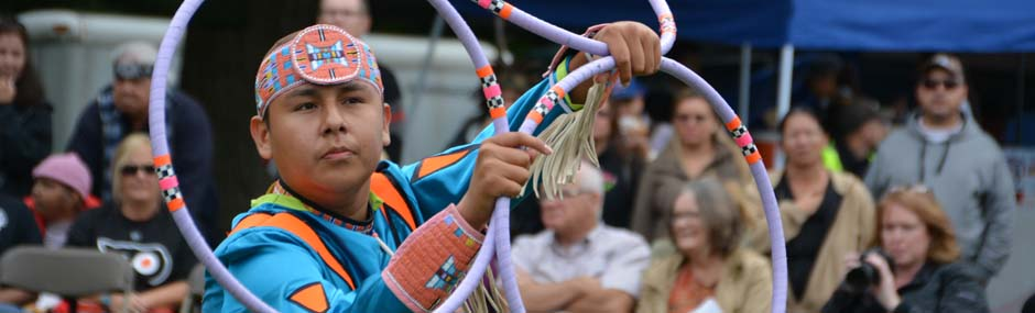 Authentic Pow Wow Hoop
