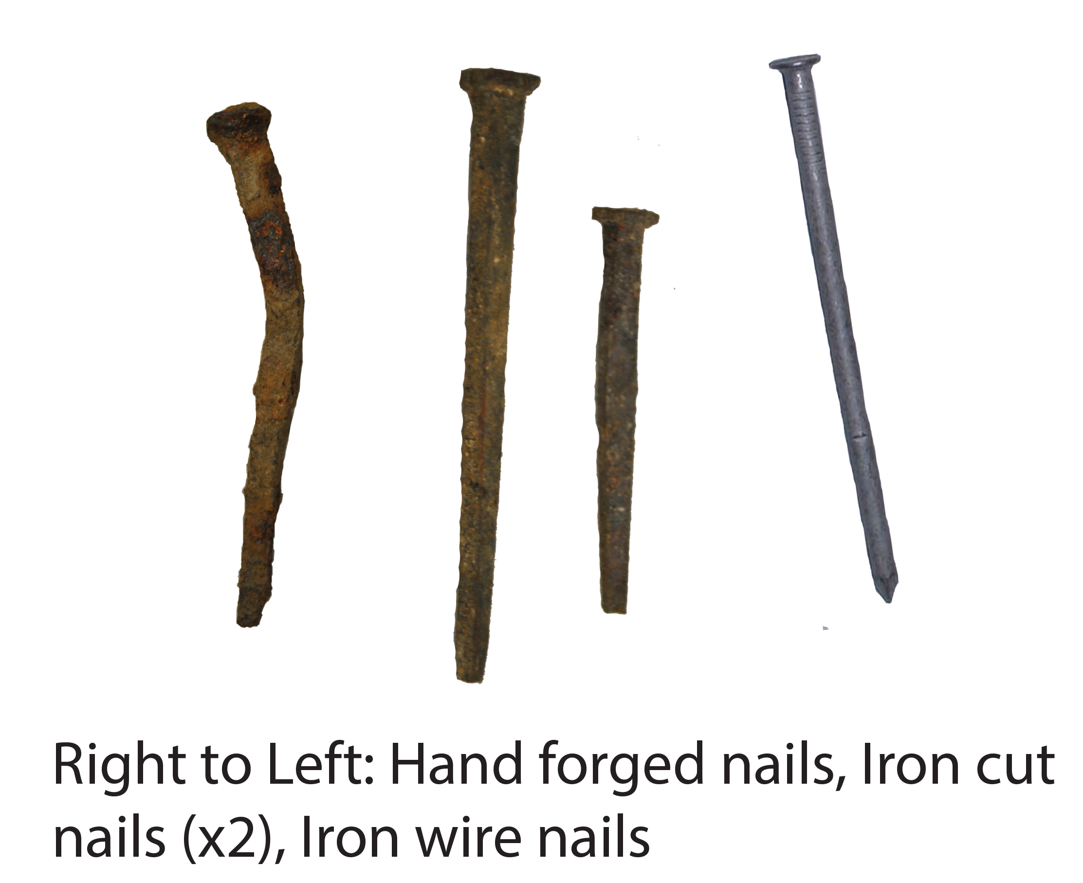 Rusting of Iron Nails Iron Nails