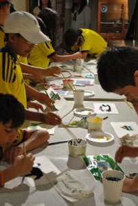 Woodland Painting Workshop 2