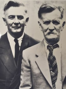 From the Collection: Image of Wilfrid and Amos Jury