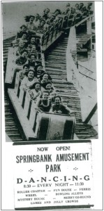 Springbank Park - Amusement park prior to Storybook Gardens