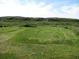 Image of L'Anse Aux Meadows foundations