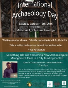 international-archaeology-day