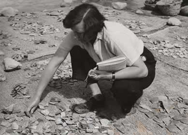 Kathleen Kenyon Archaeologist