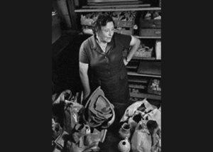 Image of Archaeologist Kathleen Kenyon