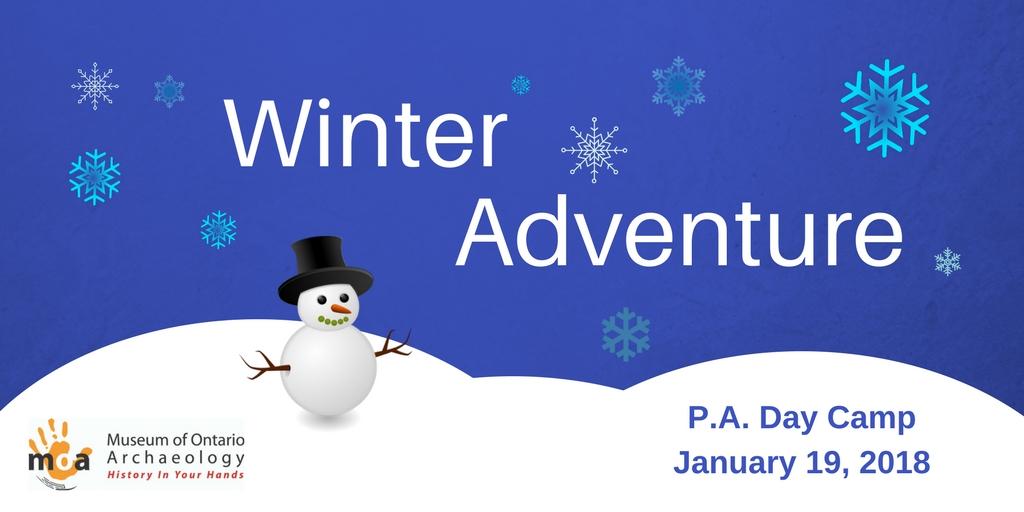 Winter Adventures Theme Camp