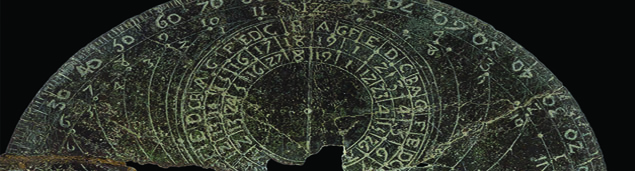 Astrolabe found at Saint Marie II site