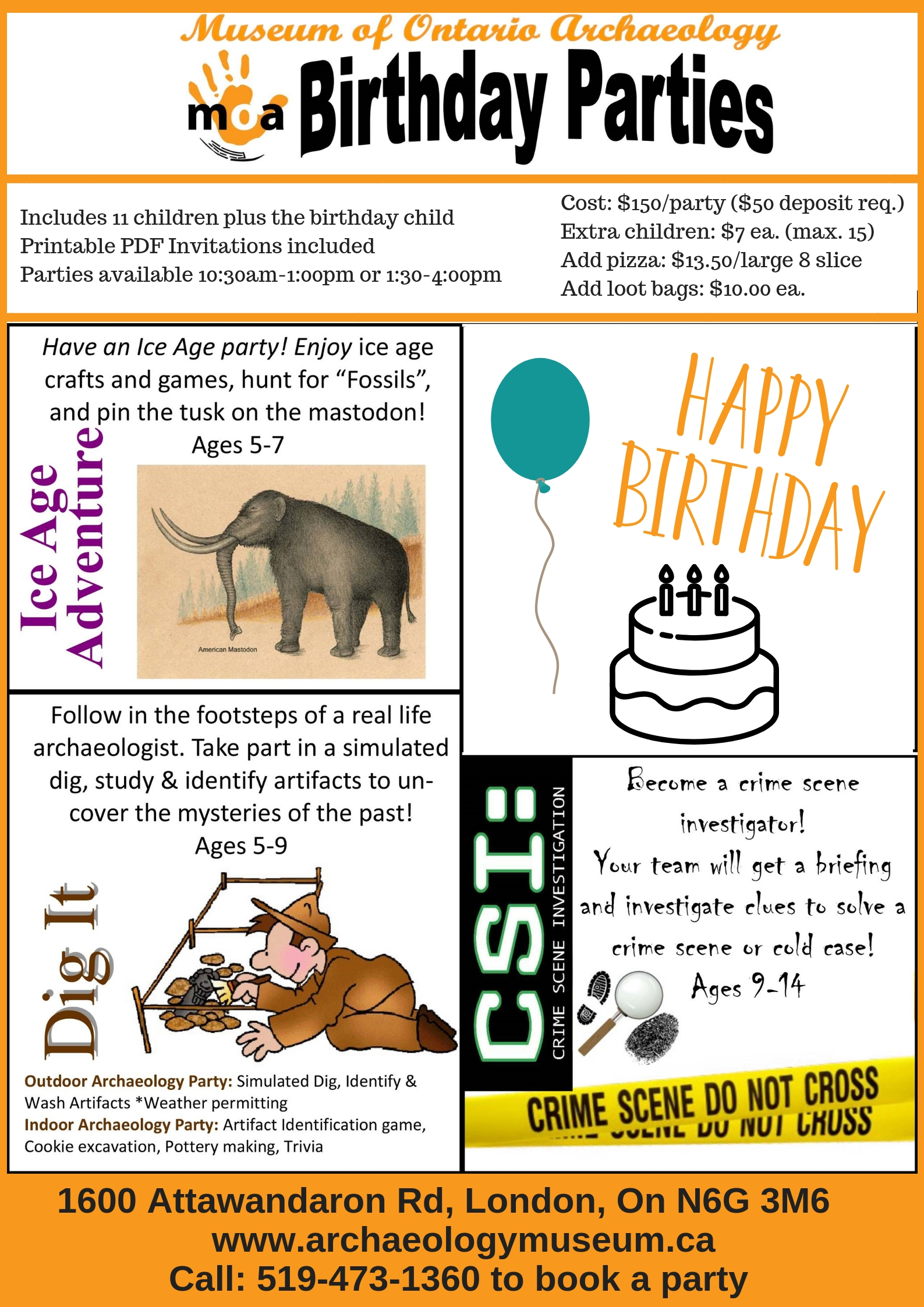 Learn More About This Awesome Birthday Party Place For Kids